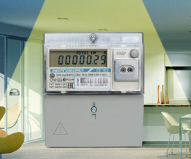 Счетчики электрической энергии